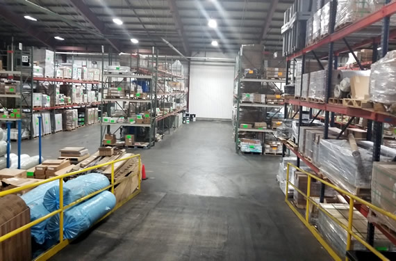 Three Rivers Warehousing